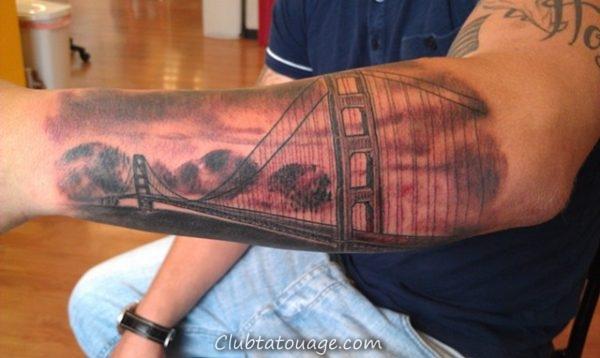 Bridges Tattoo 3