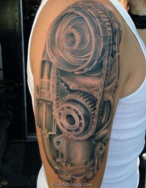 Tattoo pour mécanique 4