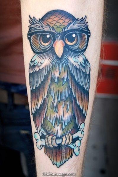 Tatouages sur l'avant-bras 10