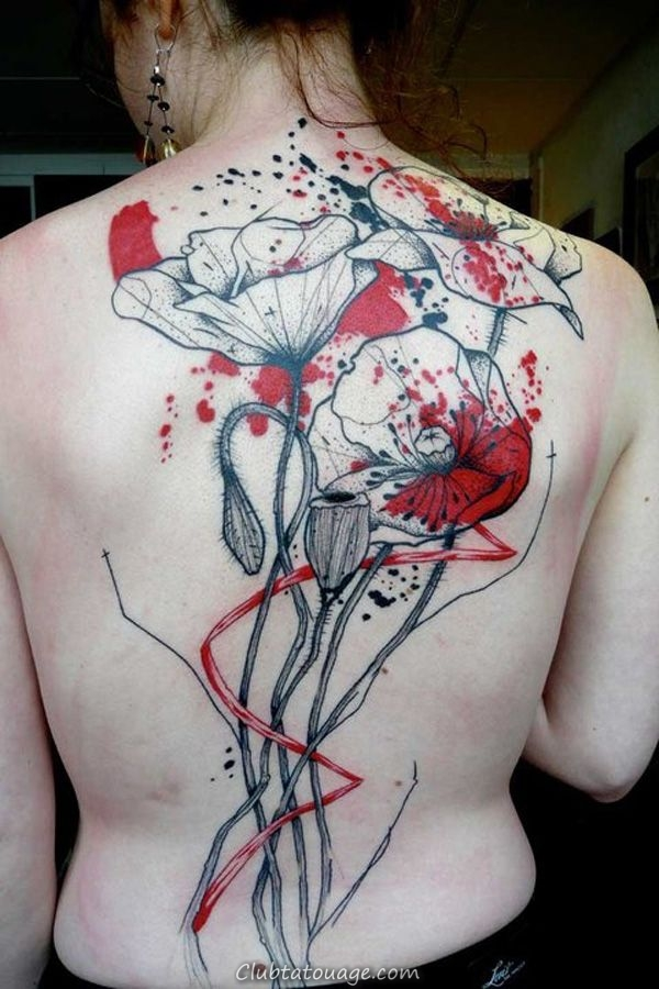 Aquarelle Retour Tattoos