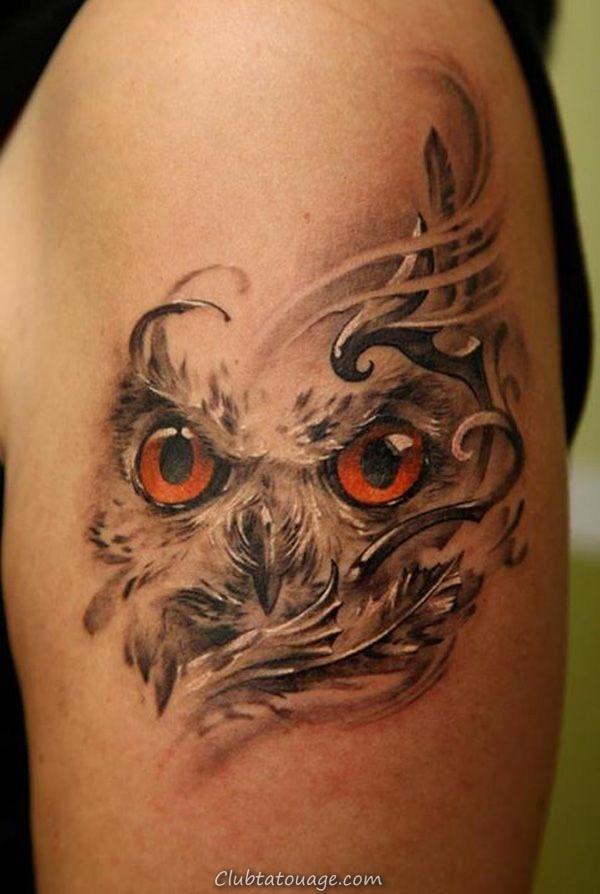 Aquarelle Phoenix Tatto