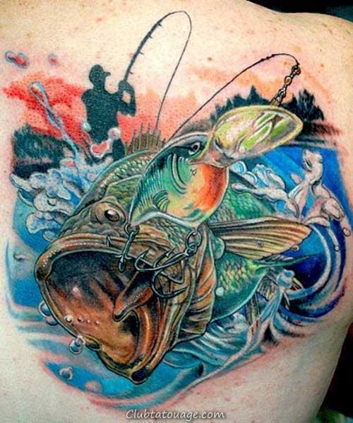 30 Images de Tatouages poisson + Signification!