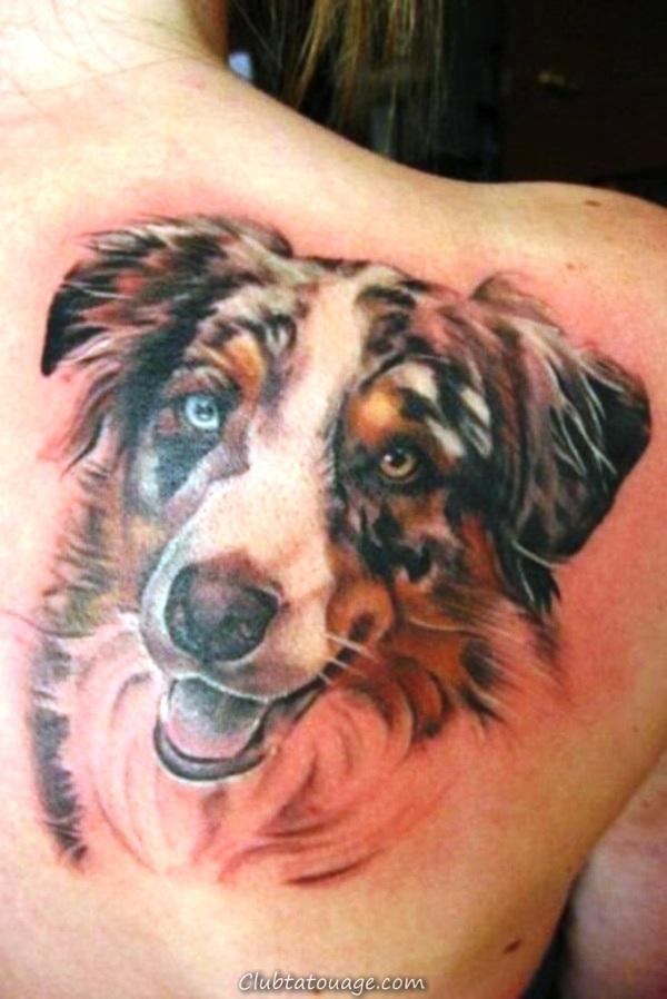 chien-tatouage-designs