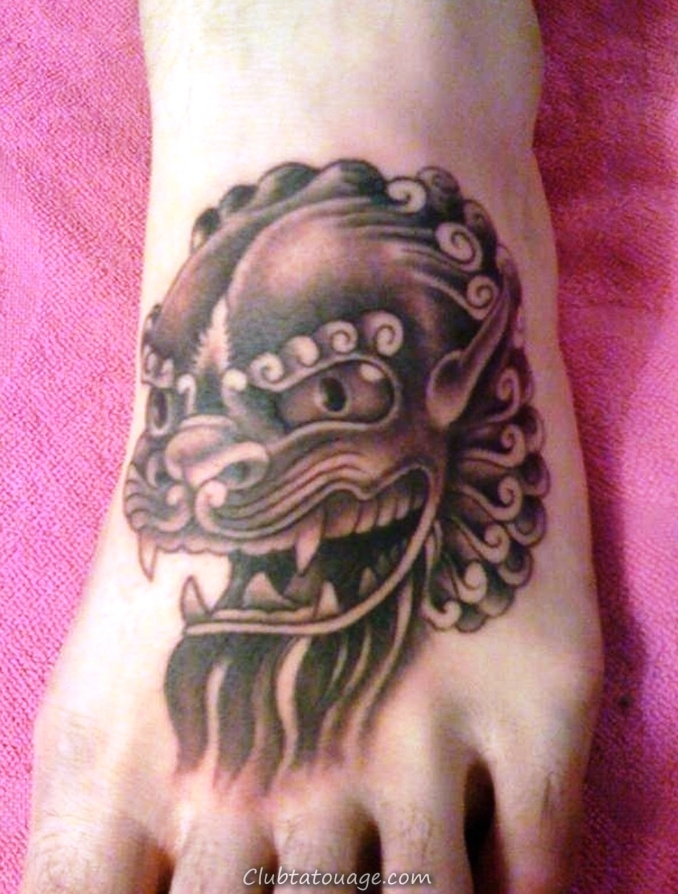 foo-dog-Tattoo- 678