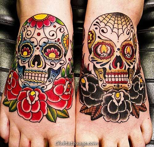 Photos Skull Tattoos