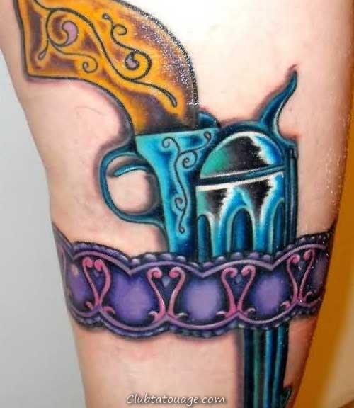 Tatouages Arms photo