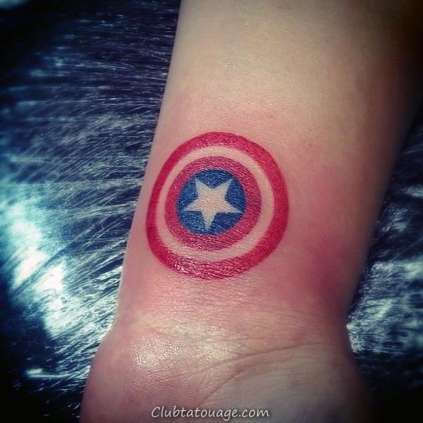 Tatto capitan america tattoo design bild for Xnxx man photo