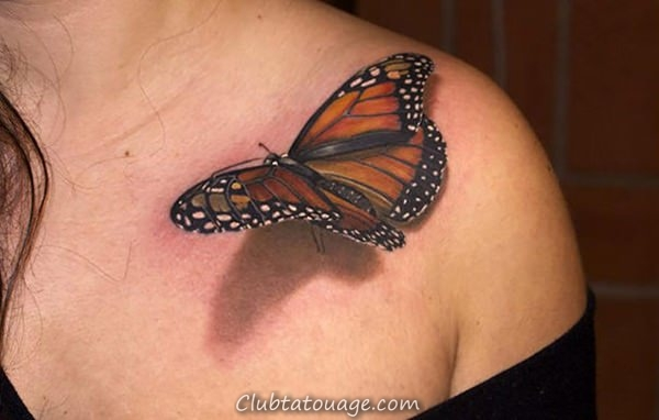 tatouage 3d 1