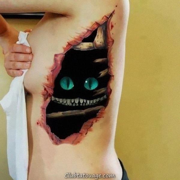 tatouage 3d 14