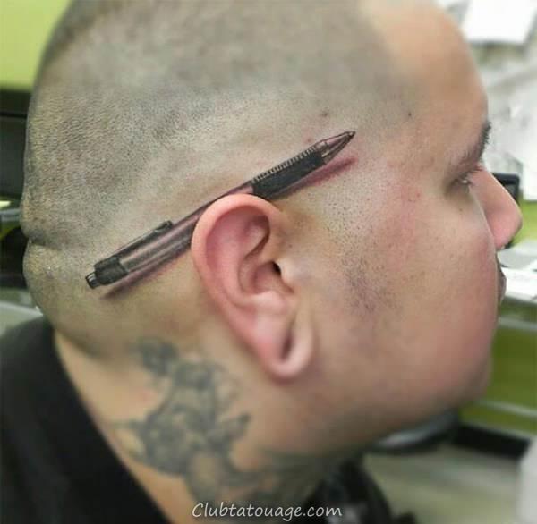 tatouage 3d 6