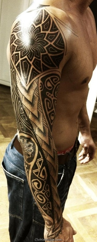 tatouage tribal 1