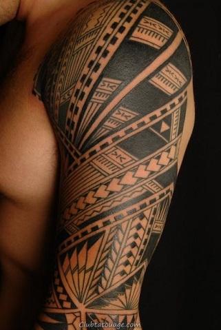 Tatouage tribal - 100 meilleures photos de tatouages