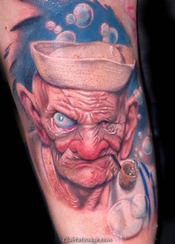 tatouages 3d 40