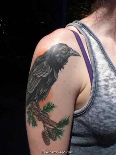 tatouages cuervos15