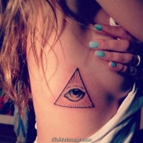 tatouages ojos2