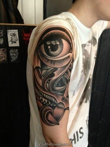 tatouages ojos26