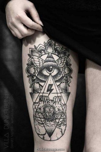 tatouages ojos27