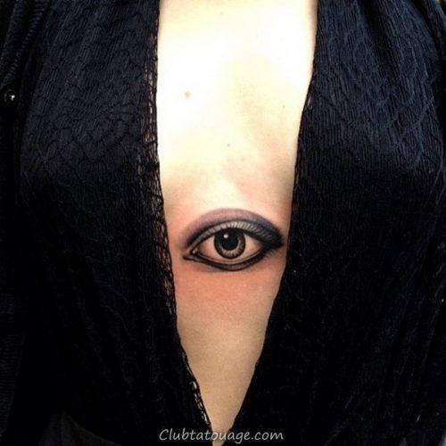 tatouages ojos32