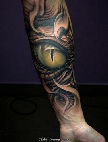 tatouages ojos33