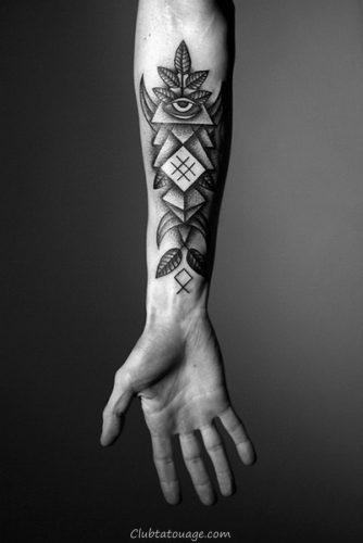 tatouages ojos36