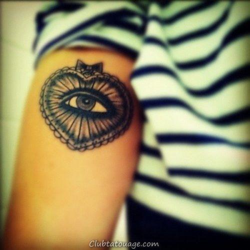 tatouages ojos5