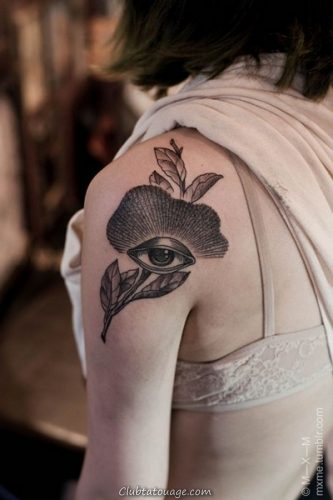 tatouages ojos9