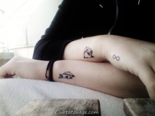 tatouages pandas19