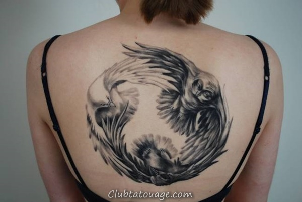 40 Incredible Tattoo Designs Féminin 13