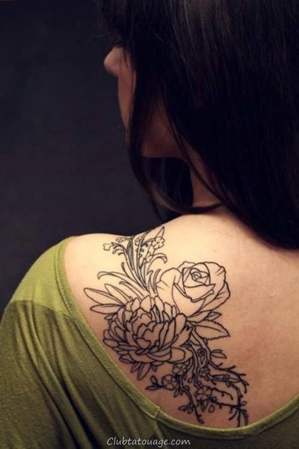 40 Incredible Tattoo Designs Féminin 17