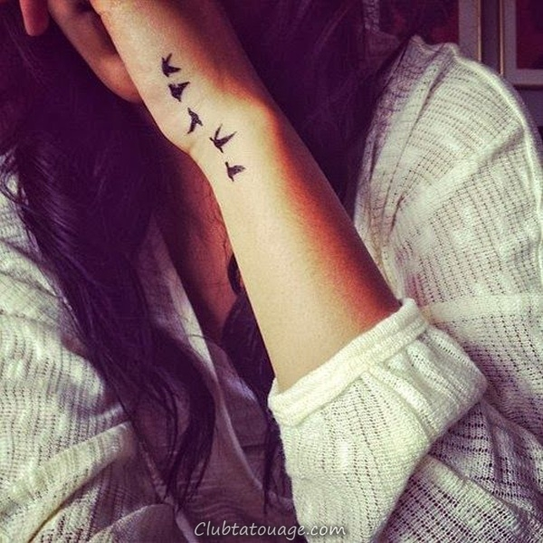 40 Incredible Tattoo Designs Féminin 18