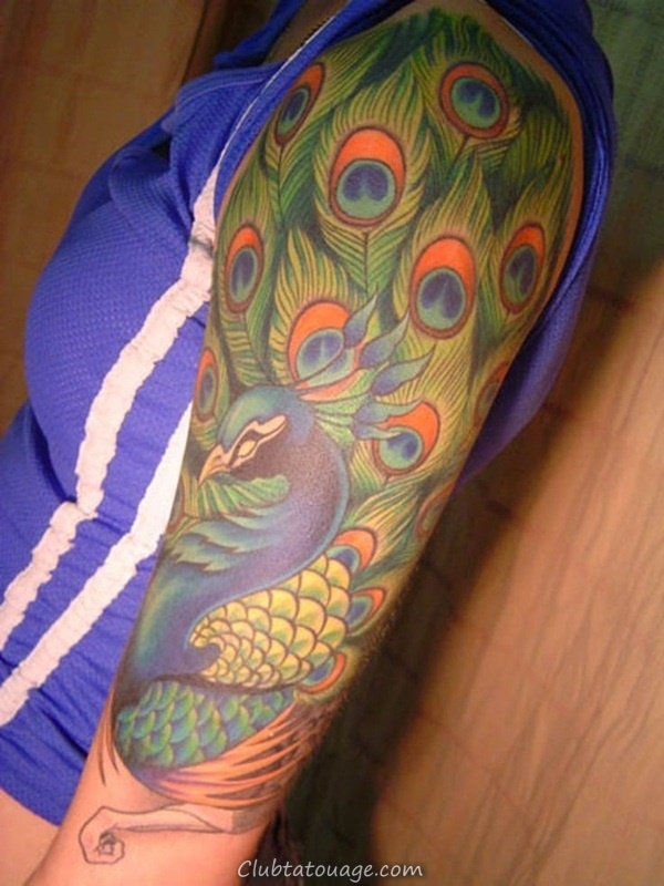 40 Incredible Tattoo Designs Féminin 21