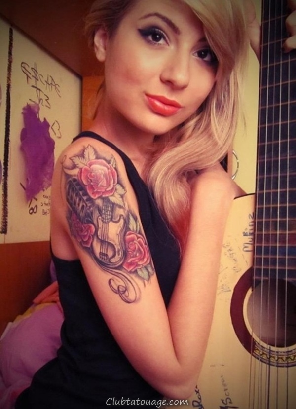 40 Incredible Tattoo Designs Féminin 27