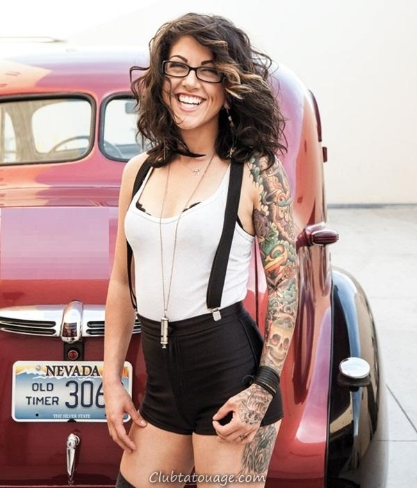 40 Incredible Tattoo Designs Féminin 32