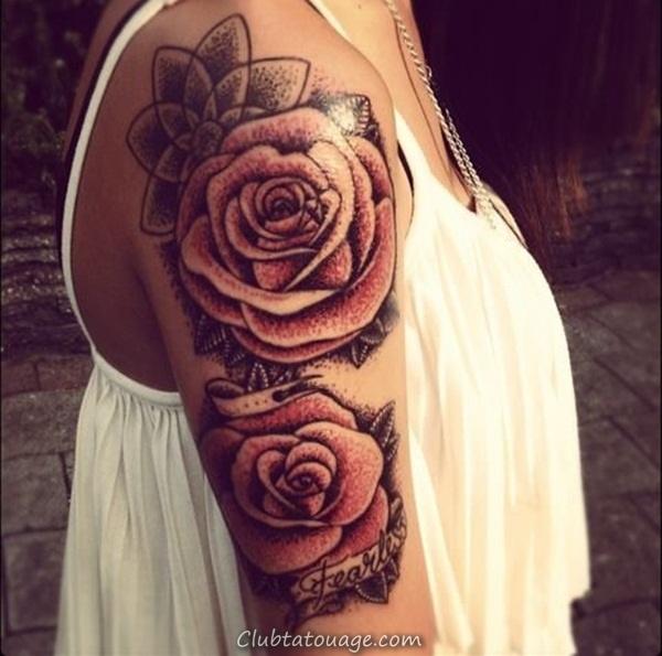 40 Incredible Tattoo Designs Féminin 36