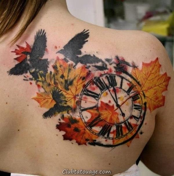 40 Incredible Tattoo Designs Féminin 37