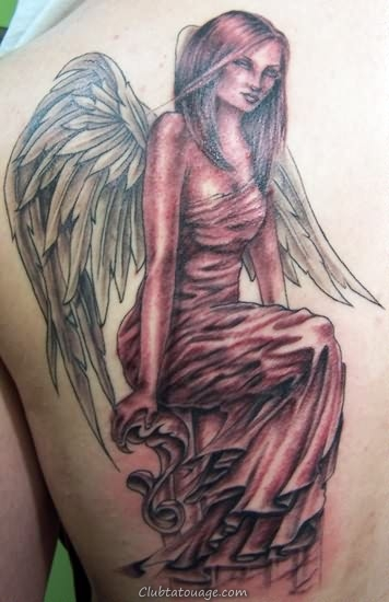 Tattoo Designs Anges 2