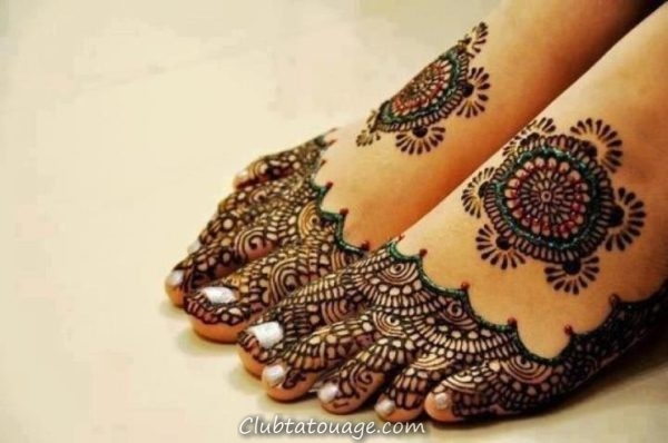 Tattoo Designs Henna 2