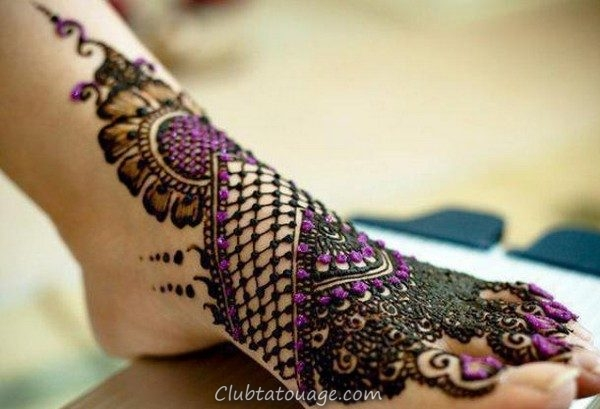 Tattoo Designs Henna 3