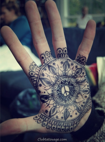 Tattoo Designs Henna 6