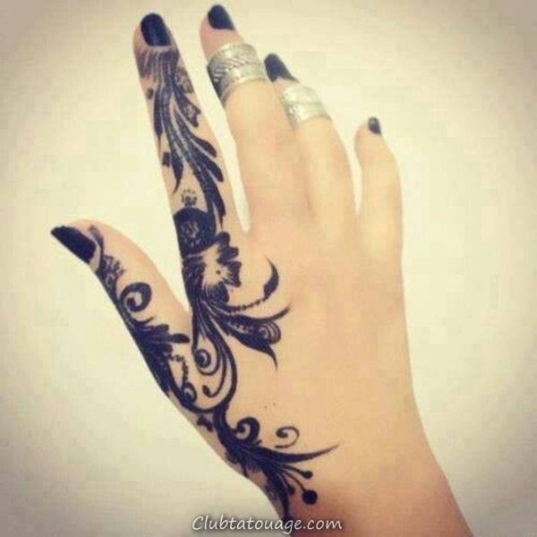 Tattoo Designs dans 10 Hand