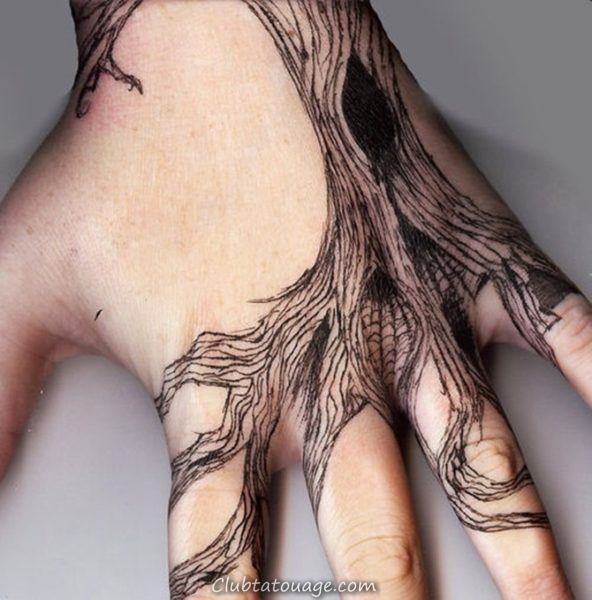 Tattoo Designs dans 12 Hand