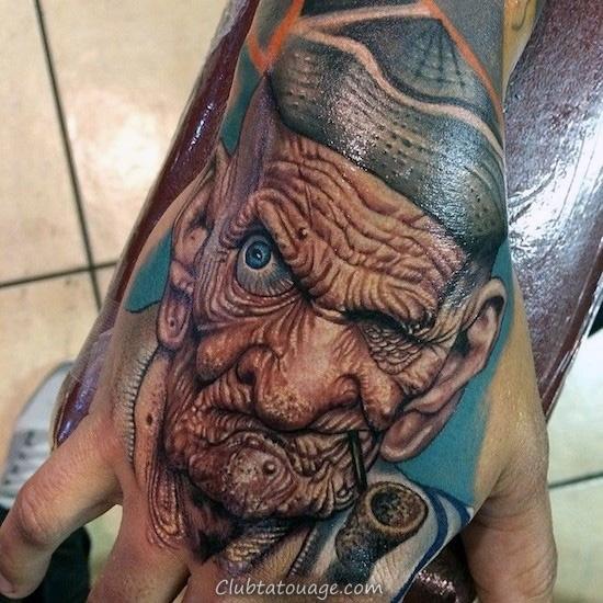 tattoo Designs in Hand 2