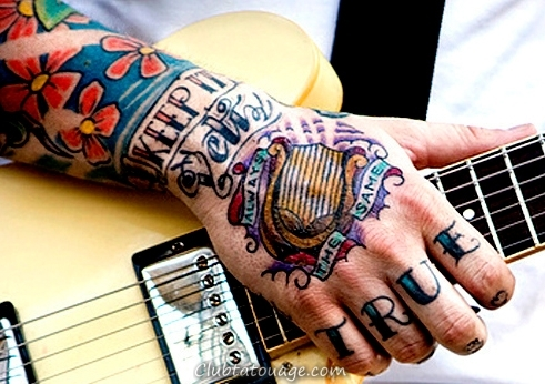 Tattoo Designs in Hand 3