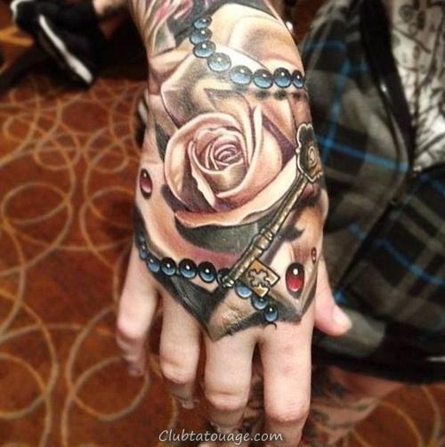 Designs de tatouage à la main 5