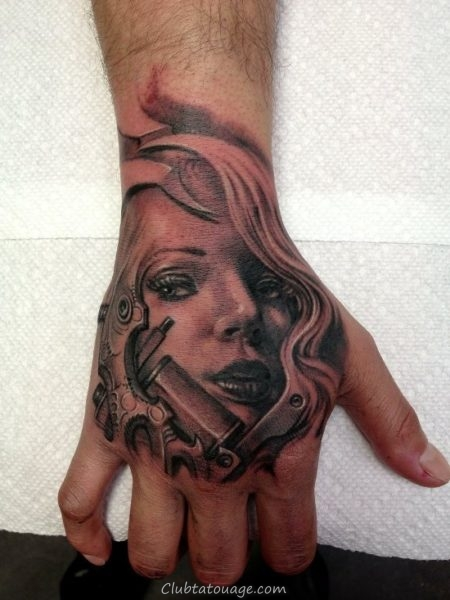 Tattoo Designs in Hand 7