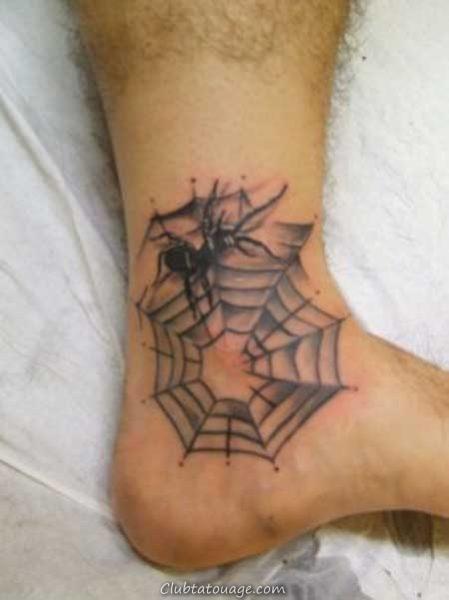 Designs cheville de tatouage hommes cheville Tatouages Idées-Cool For Men