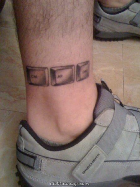 Tattoo Designs cheville 11