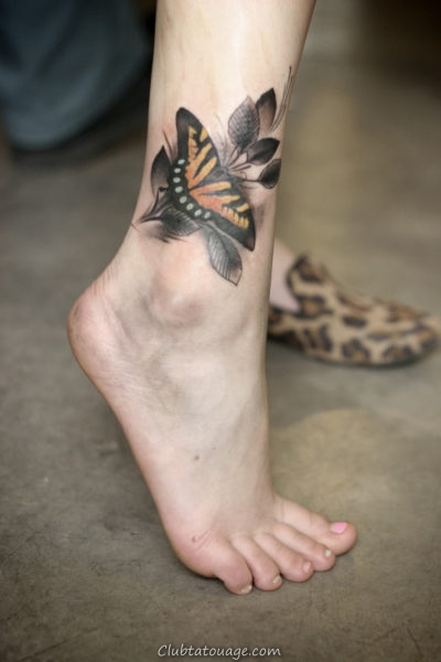 Tattoo Designs cheville 2