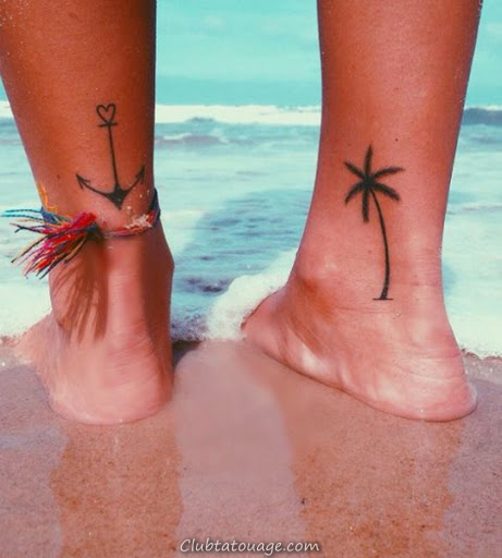 Tattoo Designs cheville 9