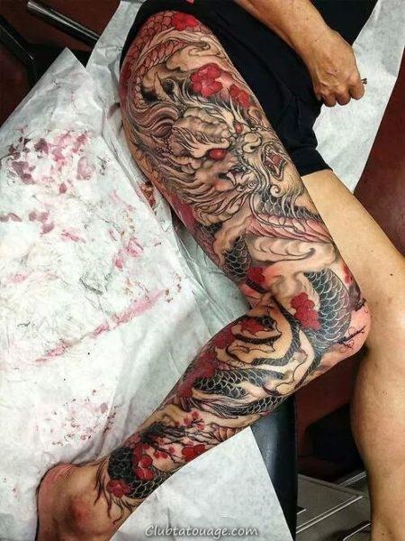 Tatuagem-Sleeve-para-Perna-de-Mulheres-1-450x600-1